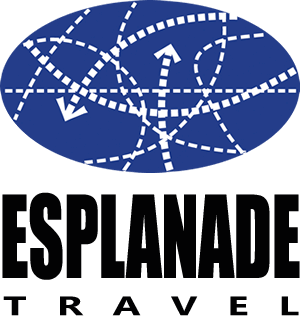Esplanade Travel Logo